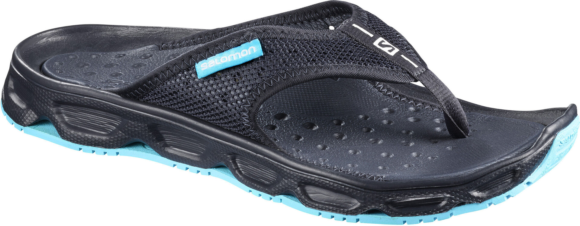 Salomon RX Break Tøfler Herre night skynight skyblue curacao
